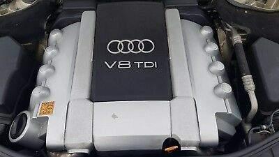 Moteurs V6 TDi V8 TDI audi