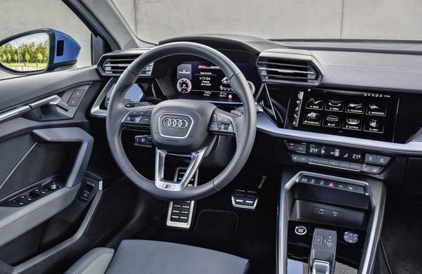 Intérieur Audi A3 2022