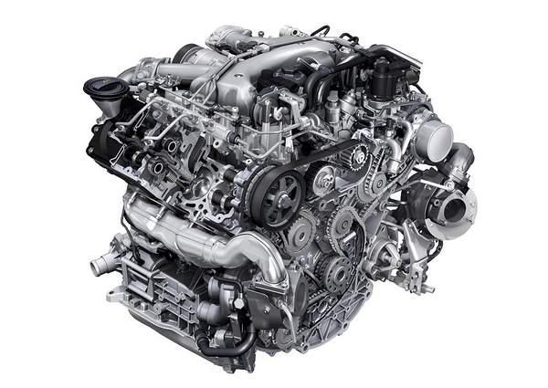 Moteur V8 TDI